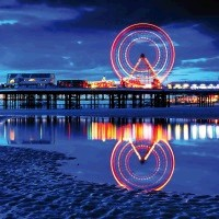 Blackpool Illuminations & Cadbury World