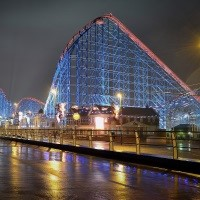 Blackpool Illuminations & Birmingham