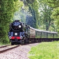 Bluebell Railway, Vineyard Tour & lunch