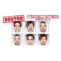 Busted at The SSE Arena, Wembley