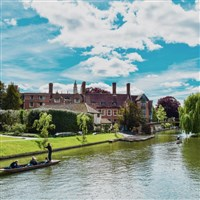 Classic Cambridge Food Tour with a Twist