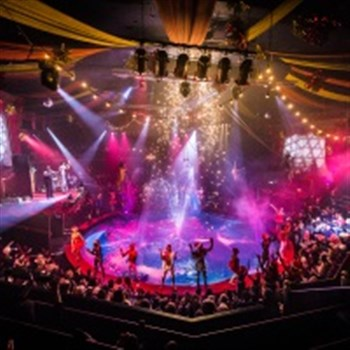Christmas Spectacular Circus & Water Show