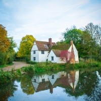Constable Country & Lavenham - Departs Norfolk