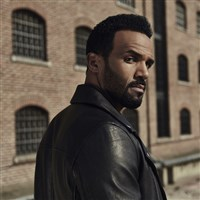 Craig David at Newmarket Racecourse