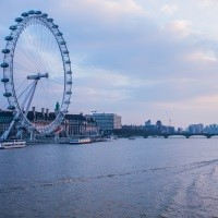 Afternoon Tea Cruise and Shopping in London
