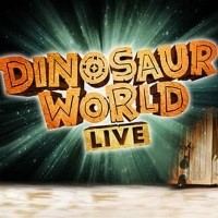 Dinosaur World Live at Troubadour Wembley Theatre