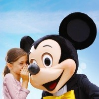 Disneyland®Paris - 4 Day Eurostar - 4 Day Pass