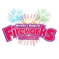 Disneyland®Paris - Bonfire-3 Day Coach-2 Day Pass