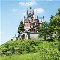 The Dragon's Castle, Rhine & Wine