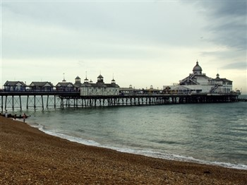 New Year in Eastbourne