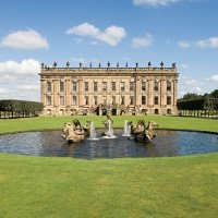 Chatsworth Flower Show, Hardwick Hall & Gardens