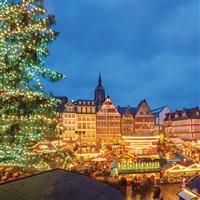 Rudesheim, Frankfurt & Wiesbaden Christmas Markets