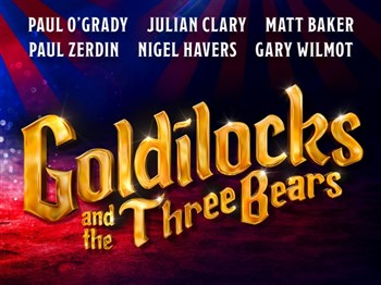 Logo for Goldilocks and the Three Bears