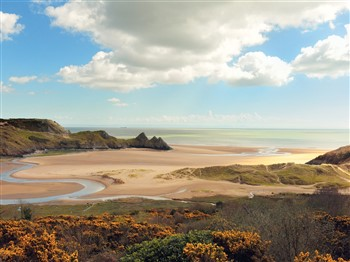 Picturesque Pembrokeshire & the Beautiful Gower