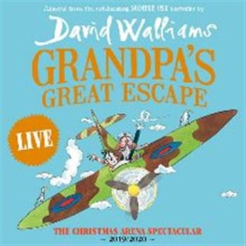 Grandpa's Great Escape at Wembley Arena