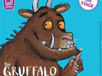 An image of The Gruffalo