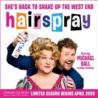 Hairspray The Musical at London Coliseum