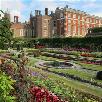 Hampton Court Palace & Gardens