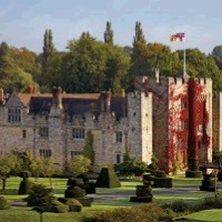 Hever Castle - Departing Suffolk & Essex