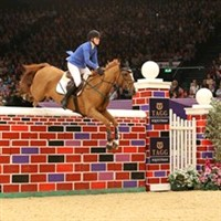 Horse of the Year Show at NEC Birmingham