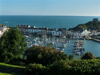 Devon Cream Tea and Ilfracombe