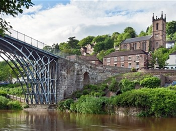 Blists Hill & the Ironbridge Gorge