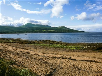 Isle of Arran, Loch Lomond & Ayrshire Coast