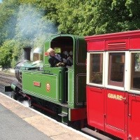 Isle of Man and the Heritage Railways