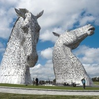 The Enchanted Forest & The Kelpie Horses