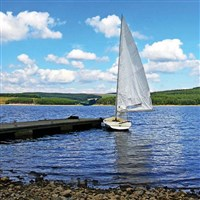Kielder Water, Eden Valley & Hartside Pass