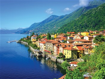 Lake Maggiore & Lake Orta, Italy