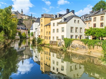 Springtime in Luxembourg