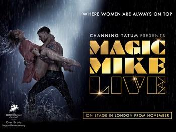 Magic Mike show logo