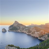 The Balearic Island of Mallorca