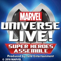 Marvel Universe Live at O2 Arena, London