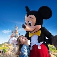 Disneyland®Paris -Sequoia-4 Day Coach-3 Day Pass