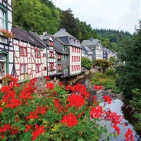 Monschau, Trier & The Eifel Hills