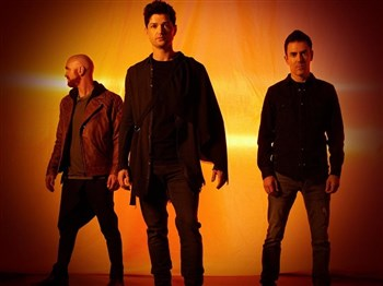 Band members of the group The Script