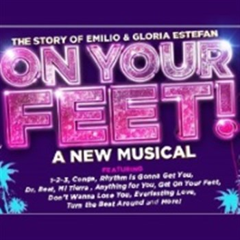 On Your Feet at the London Coliseum