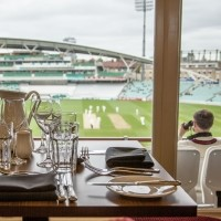 Oval Cricket, Tour and Afternoon Tea