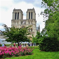 Springtime in the heart of Paris