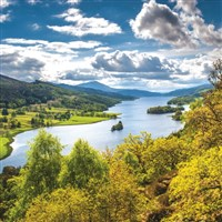 Easter Week in Pitlochry & The Queen's View