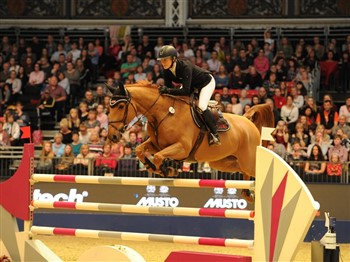 The London International Horse Show at Excel