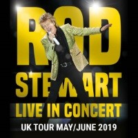 Rod Stewart at Portman Road