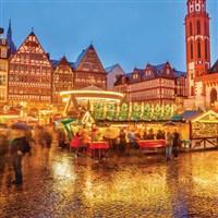 Rüdesheim, Frankfurt & Wiesbaden Christmas Markets