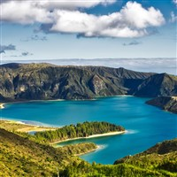 The Atlantic Islands of the Azores