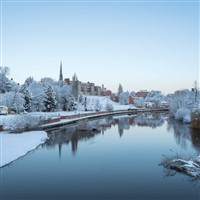 Shrewsbury & Ludlow Festive Break