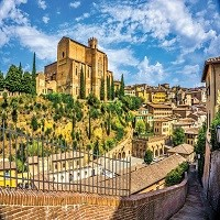 A Taste of the Italian Lakes & Tuscan Hills