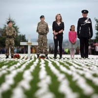 Shrouds of the Somme and Afternoon Tea