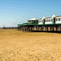 St Annes on Sea, Blackpool & Southport